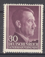GENERALGOUVERNEMENT 1941-42: YT 90 / Mi 79, ** MNH - FREE SHIPPING ABOVE 10 EURO - Algemene Overheid