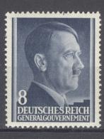 GENERALGOUVERNEMENT 1941-42: YT 84 / Mi 73, ** MNH - FREE SHIPPING ABOVE 10 EURO - Algemene Overheid