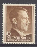 GENERALGOUVERNEMENT 1941-42: YT 83 / Mi 72, ** MNH - FREE SHIPPING ABOVE 10 EURO - Algemene Overheid