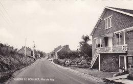 Villers Le Bouillet - Rue De Huy (1960) - Villers-le-Bouillet
