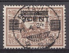 Ned.-Indië 1934  Nvph Nr:212 Opruimingsuitgifte  Oblitérés / Used / Gestempeld - Niederländisch-Indien