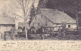 Viel Salm Vielsam - Le Moulin (Nels, Serie 20 N° 38, Précurseur, 1902) - Vielsalm