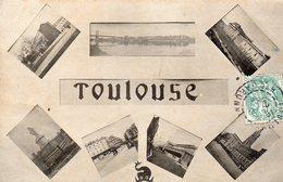 TOULOUSE - Multivues - Toulouse