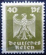 ALLEMAGNE EMPIRE                 N° 353                            NEUF* - Neufs
