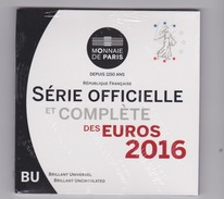 Coffret BU 2016 NEUF - Frankreich