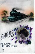 SAINS EN GOHELLE - AMITIES - France