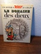 ASTERIX - Le Domaine Des Dieux , Uderco , Goscinny ,  1971 - Astérix
