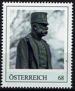 Österreich Austria 2016 - Kaiser Franz Joseph - Denkmal - Innsbruck - Private Stamps
