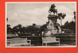 IBW-05  Buenos Aires  Plaza Italia. Used In 1920 To Switzerland. - Argentinië