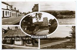 HORSHAM : HENFIELD - MULTIVIEW - England