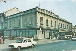 POSTCARD ROMANIA - HOTEL DACIA - OLD BUS - Roumanie