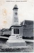 AUBIGNY -  MONUMENT COMMEMORATIF - Other Municipalities
