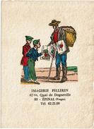LCTN47/1 -  PUBLICITE DE L'IMAGERIE PELLERIN A EPINAL - Publicités