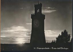 °°° 4942 - ACQUAPENDENTE - TORRE DELL'OROLOGIO (VT) °°° - Italië