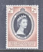 BECHUANALAND  PROTECTORATE  153  *   QE II  CORONATION  1953 - Bechuanaland (...-1966)