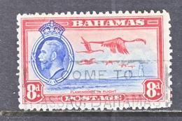 BAHAMAS  96  (o)  FLAMINGOS - 1859-1963 Crown Colony