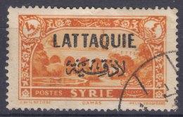 Lattaquie 1931 Yvert#11 Used - Oblitérés