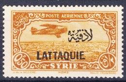Lattaquie 1931 PA Yvert#1 Mint Hinged - Neufs
