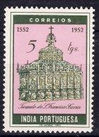 Portugal India 1952 Mi#483 Mint Hinged - Inde Portugaise