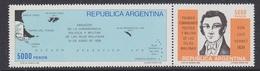Argentina 1982 Malvinas Military Command 2v (se-tenant) ** Mnh (35600G) - Ongebruikt