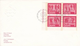 Canada 1974 FDC Montreal Olympic Summer Games   (T16-29)