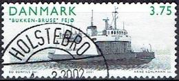 DENMARK #  FROM 2001  STAMPWORLD 1293