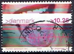 DENMARK #  FROM 2001  STAMPWORLD 1288