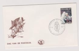 Enveloppe Brief Cover FDC 1er Jour 1622 Dag Van De Postzegel Astronaute Espace Hastière-Lavaux - FDC