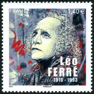 France Célébrité N° 5080 ** Chanteur Léo Férré