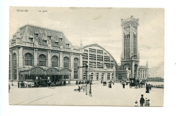 Ostende - La Gare / Nels  Serie  N° 42 - Oostende