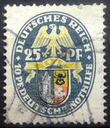 ALLEMAGNE EMPIRE                 N° 424                          OBLITERE - Germany