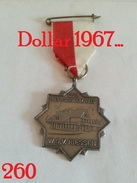 Medaille :Netherlands-  Cafe Rest Schwarzwald   W.S.V Riessen / Rijssen - Walking Club Rijssen - Netherland