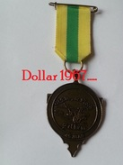 Medaille :Netherlands  -  45 Jaar Wandelsportvereniging De Ploeg Zelhem - Walking Club Zelhem - Pays-Bas