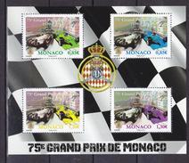 MONACO 2017 75é GRAND PRIX DE MONACO  MNH** - Monaco