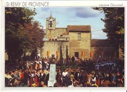 CPM/CPSM - SAINT REMY DE PROVENCE - Squqre Gounot