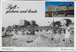 DEUTSCHLAND ..-- SYLT ..-- 29 Postkarten . GESTERN Und HEUTE . Totaal 29 Postkarten !!