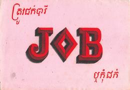 """05871 """"CARTA ASSORBENTE - JOB"""" - Tobacco"""