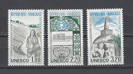 FRANCE . YT Timbres De Service  88/90 Neuf ** U.N.E.S.C.O. 1984 - Service