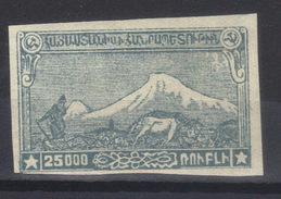 ARMENIE   N°117*    (1921)   MH - Armenia