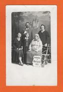 Group Photo, Gruppenfoto Andenken An Mariazell 1931 - Mariazell