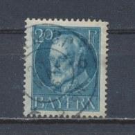 Beieren/Bavaria/Baviere/Bayern 1914/1916 Mi: 97 I / II Yt: 97 (Gebr/used/obl/o)(2414) - Bavière