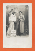Frau In Andenken An Mariazell 1929 - Mariazell