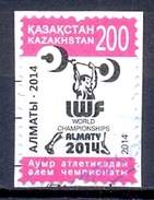 KASACHSTAN   (CWER 015) - Kazakhstan