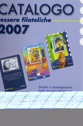 CATALOGO TESSERE FILATELICHE 2007 - Italia