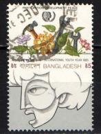 BANGLADESH - 1985 - ANNO INTERNAZIONALE DEL FANCIULLO - USATO - Bangladesh