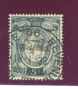 SOUTH AFRICA: REVENUES: USED AS SHOWN BOETE/PENALTY