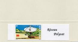 POLYNESIE / ARIANE V 23 Espace Timbre Dentelé Neuf MNH Cote 7.00 Vente 2.50 Euros