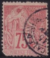 YT58 Alphee Dubois 75c - Nouvelle Caledonie - Alphee Dubois