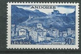Andorre Yvert N° 150 **      Bce4001