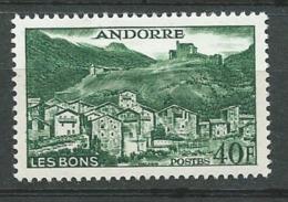 Andorre Yvert N° 151 **      Bce4003